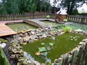 Filtration Biologique Pour Bassin A Poisson : bassin de jardin sans filtration bassin de jardin ~ Premium-room.com Idées de Décoration