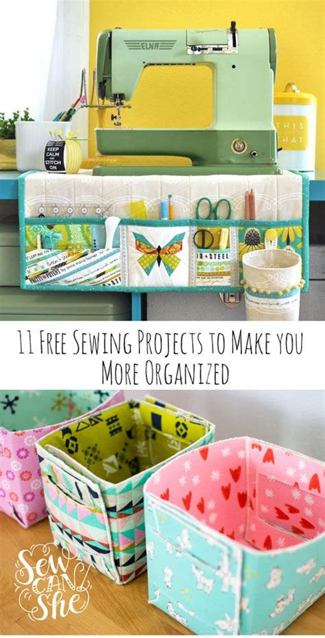 sewing projects     organized