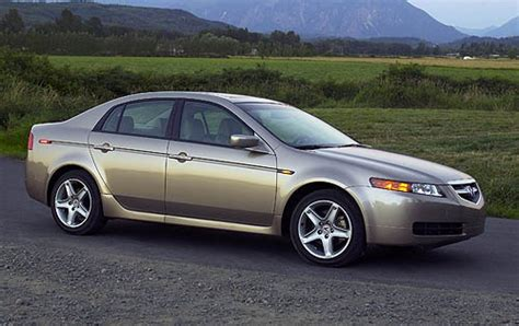 Used 2006 Acura Tl Pricing