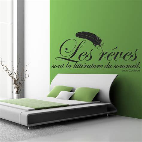 stickers citation jean cocteau pas cher