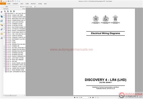 discovery 4 l319 1 1 2010 electrical wiring diagram auto