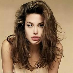Carre Long Degrade : coupe de cheveux femme moderne carr long d grad carre ~ Melissatoandfro.com Idées de Décoration
