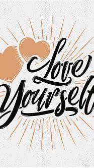 Love Yourself Typography 231052 Vector Art at Vecteezy