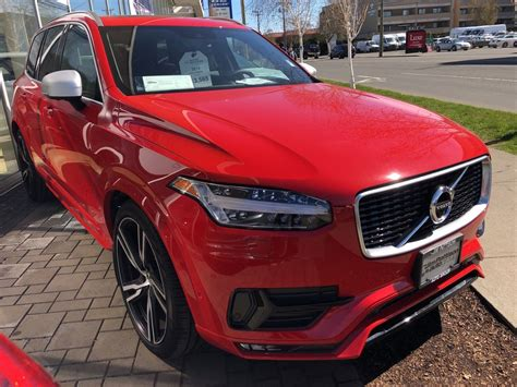 certified pre owned  volvo xc   design sport
