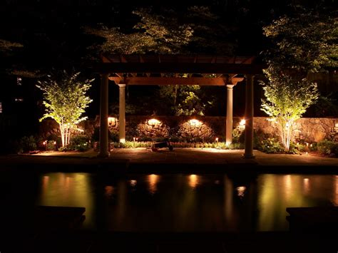 patio lighting ideas   summery outdoor space
