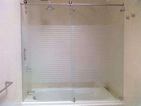 cortinas para duchas de baño puertas para mesones de vidrio