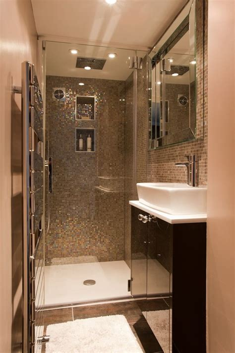 Following Shower Room Ideas Makes Your Bathroom Cabin