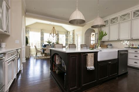 large kitchen island with sink photo page hgtv