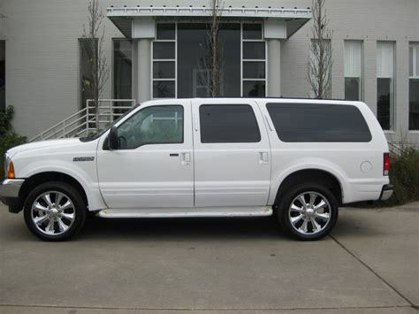 ford excursion custom conversion annex houston