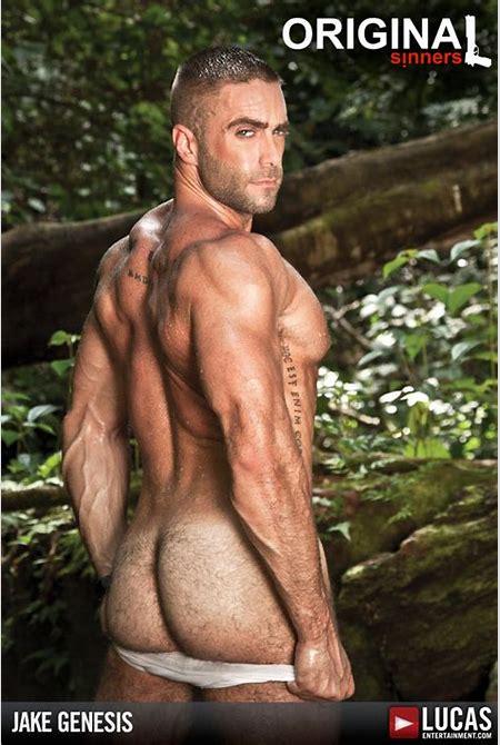Jake Genesis | Gay Porn Models | Lucas Entertainment - Official Website