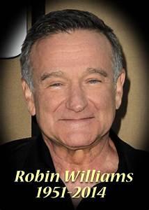 Robin Williams: 1951-2014 by HanakoFairhall on DeviantArt