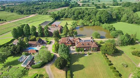 tudor manor house   acres   sale