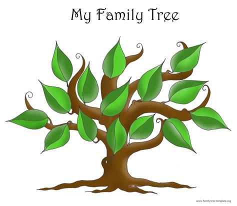 family tree clipart  clipartioncom