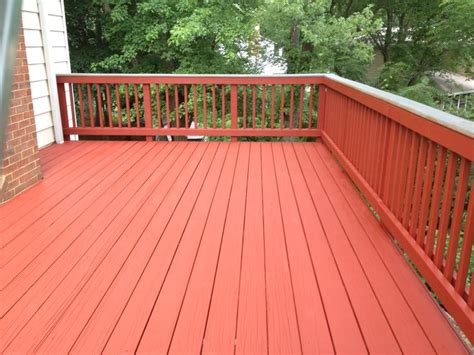 deck staining services  virginia maryland