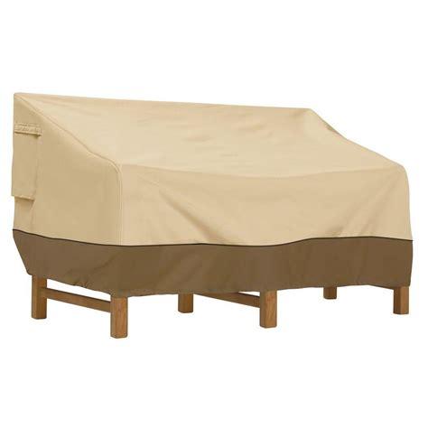 two dogs designs khaki patio sofa cover 2d pf88365 the