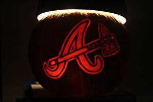 ATLANTA BRAVES baseball mlb halloween pumpkin f wallpaper  3888x2592  158373  WallpaperUP