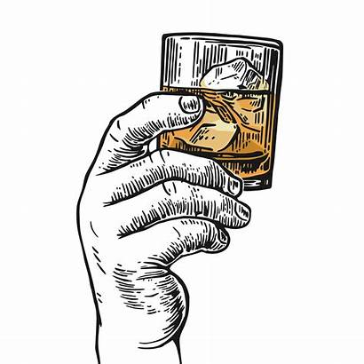 Whiskey Sketch Whisky Bourbon Scotch Clipart Tequila