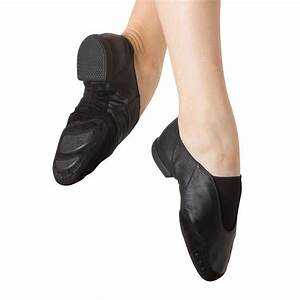 S0490 - Bloch Trisole - Lo Womens Jazz Shoe - Bloch Australia