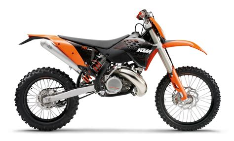 ktm range of bikes 2009 ktm motorcycle range
