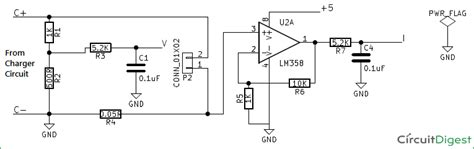 battery charger circuit diagram  lm  power