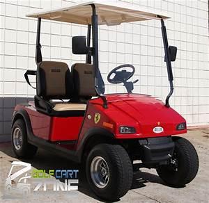 Fairplay  U0026quot Eve U0026quot  Electric Golf Cart