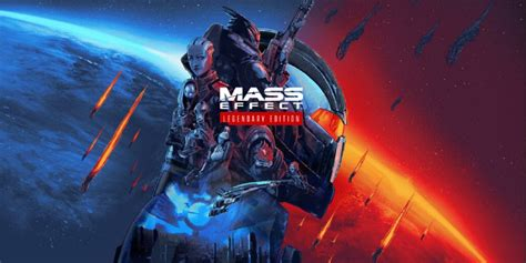 mass effect legendary edition announced remasters