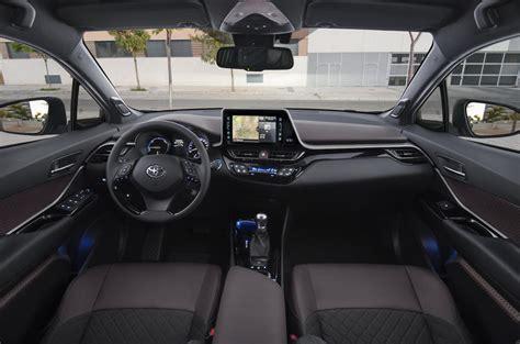 toyota  hr  hybrid review autocar