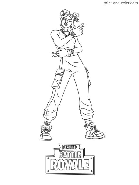 fortnite coloring pages print  colorcom coloring pages grownup coloring fortnite