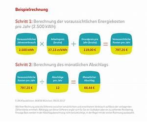 Abschlagszahlung Strom Berechnen : abschlag einfach erkl rt definition berechnung ~ Themetempest.com Abrechnung