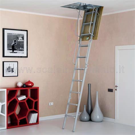 scale per soffitte scale retrattili per soffitte e sottotetti rigida 50 x 90