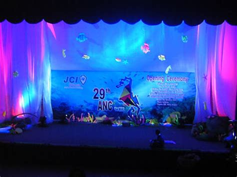 village mobile sound system services stage decoration