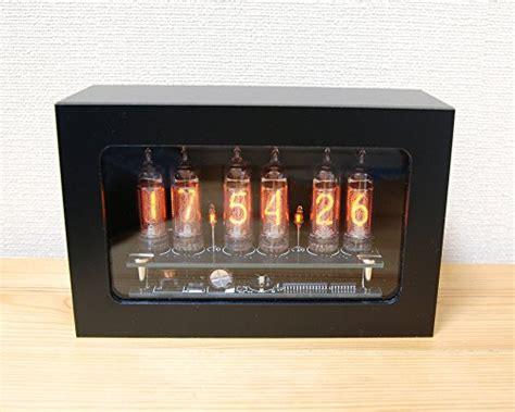ニキシー 管 時計