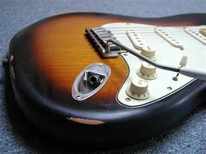 Fender American Deluxe Strat