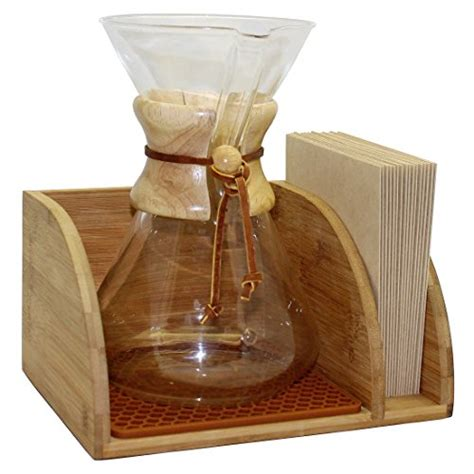 But the third wave brought. Chemex Classic Series, Pour-over Glass Coffeemaker, 6-Cup ...