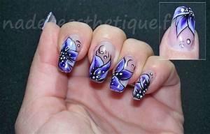 Ongles Pinterest : ongles en gel uv d co peinture acrylique nad ge esth tique ongle pinterest ongles ~ Dode.kayakingforconservation.com Idées de Décoration