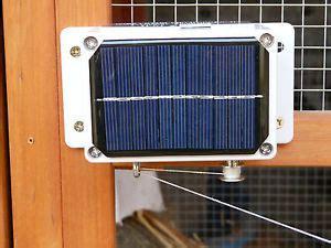 kit de fermeture automatique pour porte de poulailler avec d 233 tecteur de lumi 232 re ebay