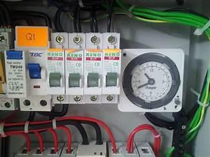 Elektrik Duniaku  Pemasangan Timer