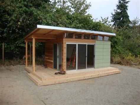cabin shed kits modern shed pre fab shed kit 12 x 16 coastal prefab
