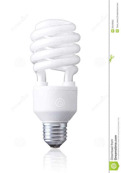 white energy saving bulb stock photography image 26249682