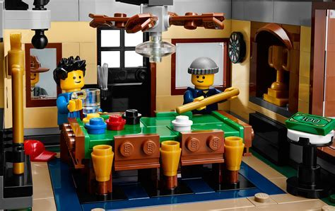 The LEGO Detective's Office Has A Story To Tell   Kotaku