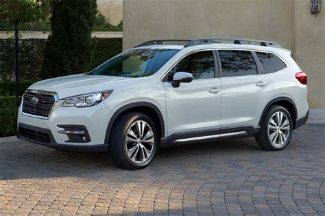 2019 Subaru Ascent Reviews And Rating  Motor Trend