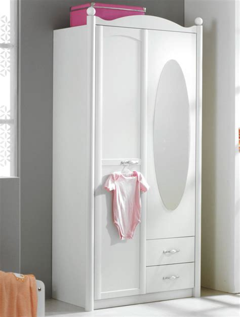 armoire pour chambre fille stunning armoire portes lilly with armoire pour fille