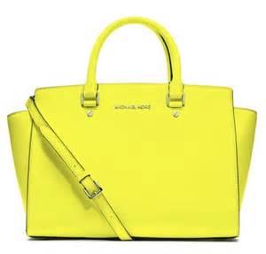 Miranda Kerr Neon Bag