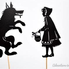 puppet show shadow puppets