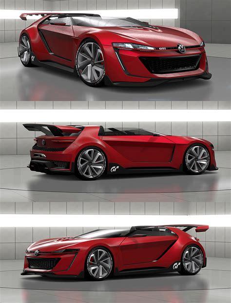 Yow! Volkswagen Unveils Badass Videogameinspired Concept