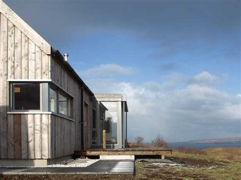long house isle  skye property scotland  architect