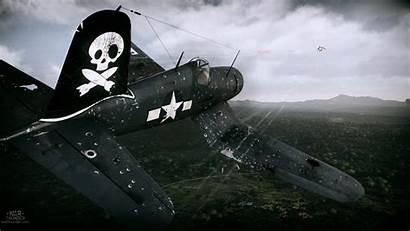 Corsair F4u Vought Thunder War Screenshot Warthunder