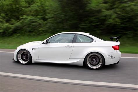 Alpha N Bt92 Based On Bmw 3 Series Coupe Car Tuning