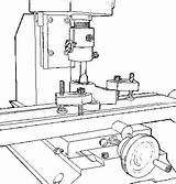 Lathe Coloring Template Sherline Templates sketch template