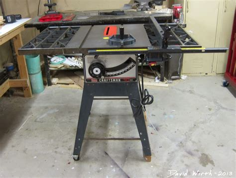 craftsman 10 table saw parts new table saw